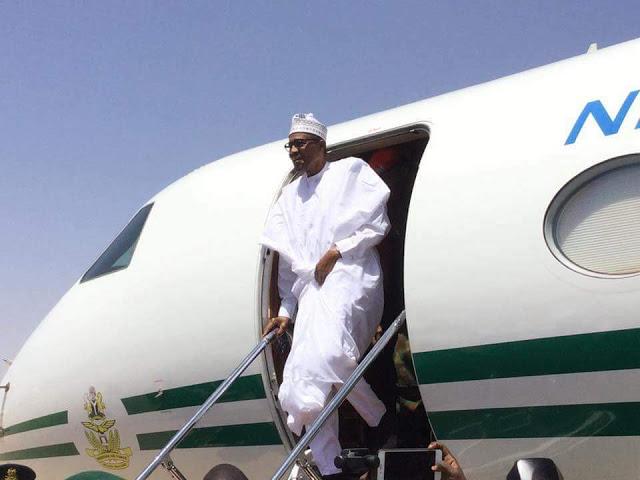 Herdsmen killings : President Buhari visits Zamfara state