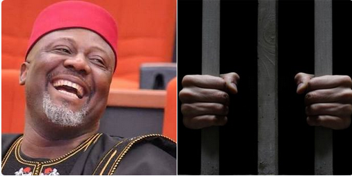 Police declare Dino Melaye wanted as criminals escape from Custody