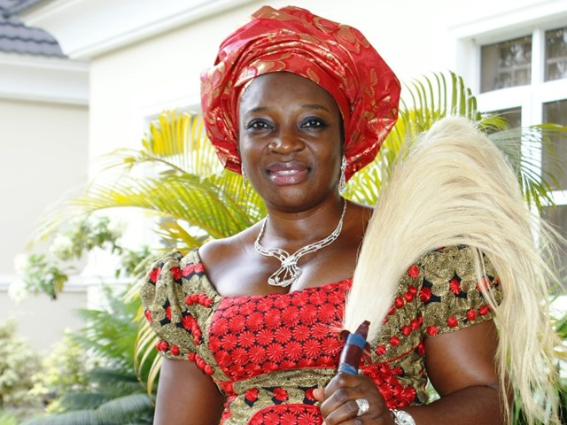 Former Senator Ekwunife describes removal as judicial impropriety