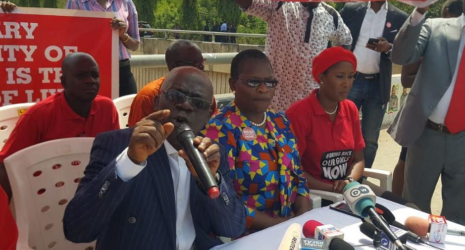 Falana, #BBOG movements call for release of #DapchiGirls