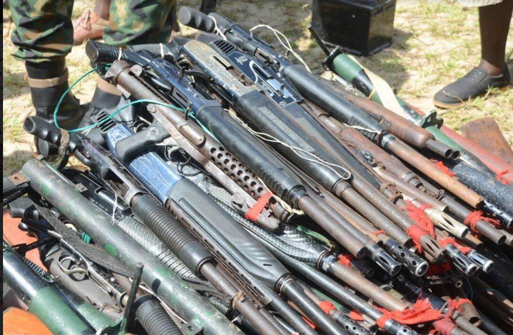 Police give Ondo residents 21 days to surrender illegal firearms