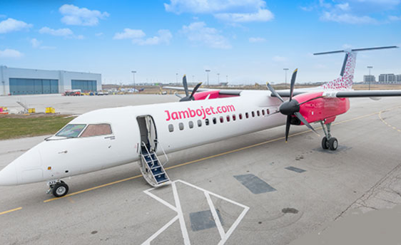 Uganda : Jambojet to buy four aeroplanes for new expansion