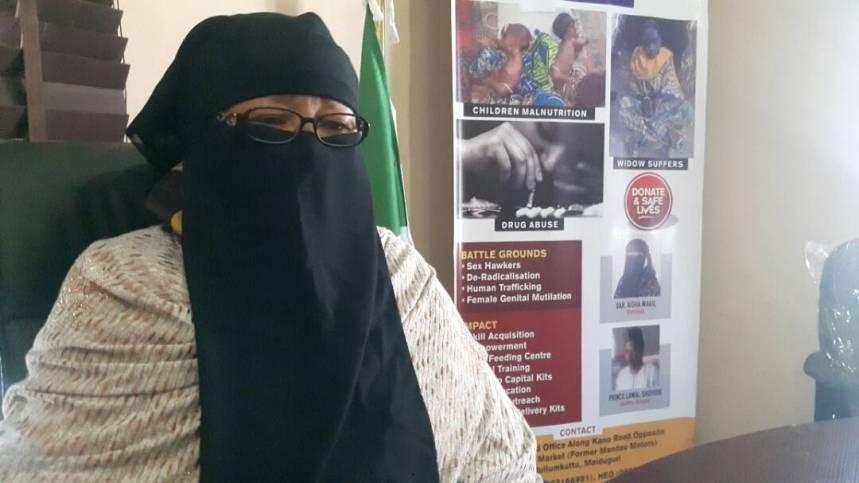 Remaining #ChibokGirls in captivity may soon be released – 'Mama Boko Haram'