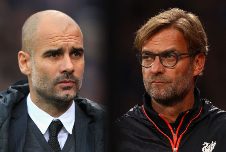 Liverpool face Man City in EUFA quarter finals