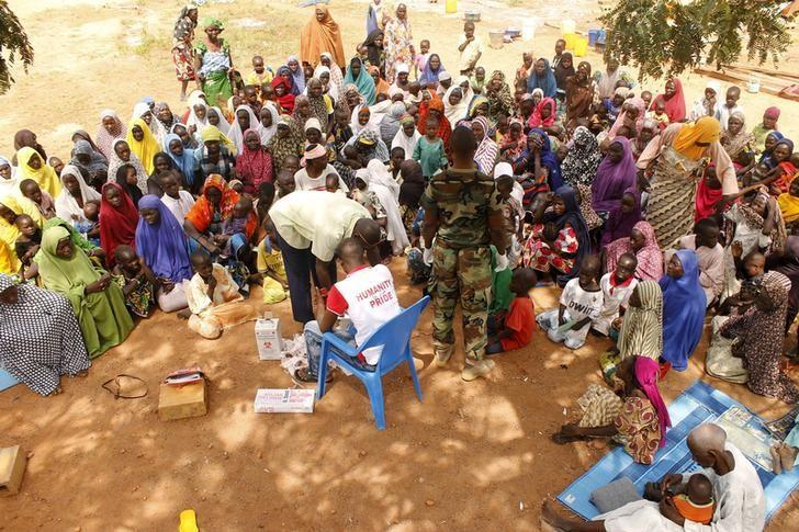 3500 benefit from medical outreach in Gombe
