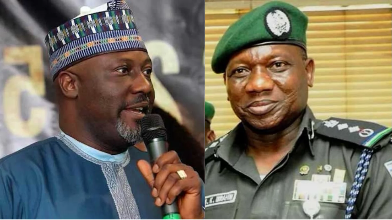 Dino Melaye threatens to sue IGP if missing accusers are not found
