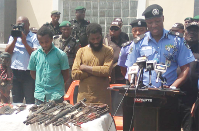 Prison Break: IGP orders immediate removal of Kogi police commissioner