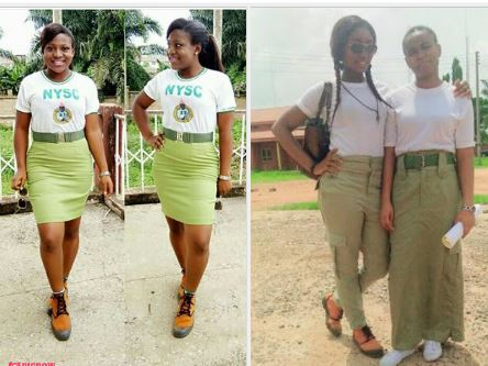 NYSC: Senate throws out bill aiming at forcing skirts on female corps members