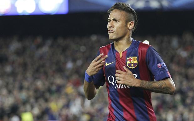 Manchester United Prepare £260m Neymar Bid
