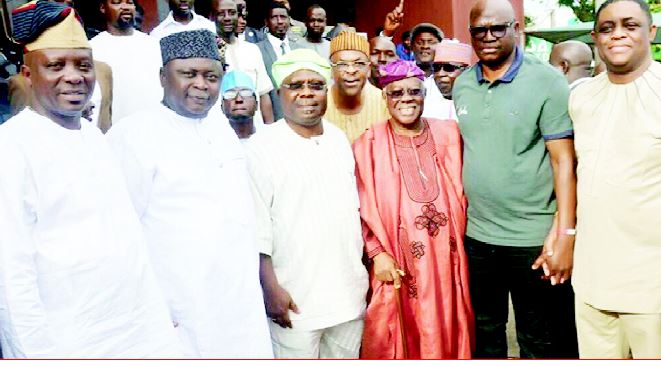 PDP's move to reconcile aggrieved Southwest leaders