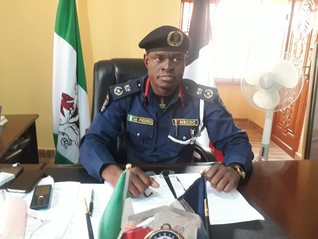Ondo NSCDC boss reads riot act to  criminals