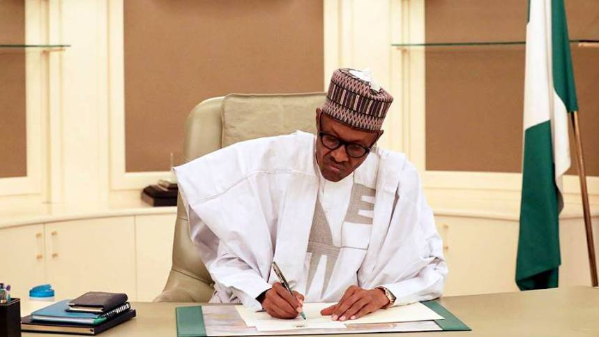 #DapchiGirls and #ChibokGirls will be rescued, President Buhari assures