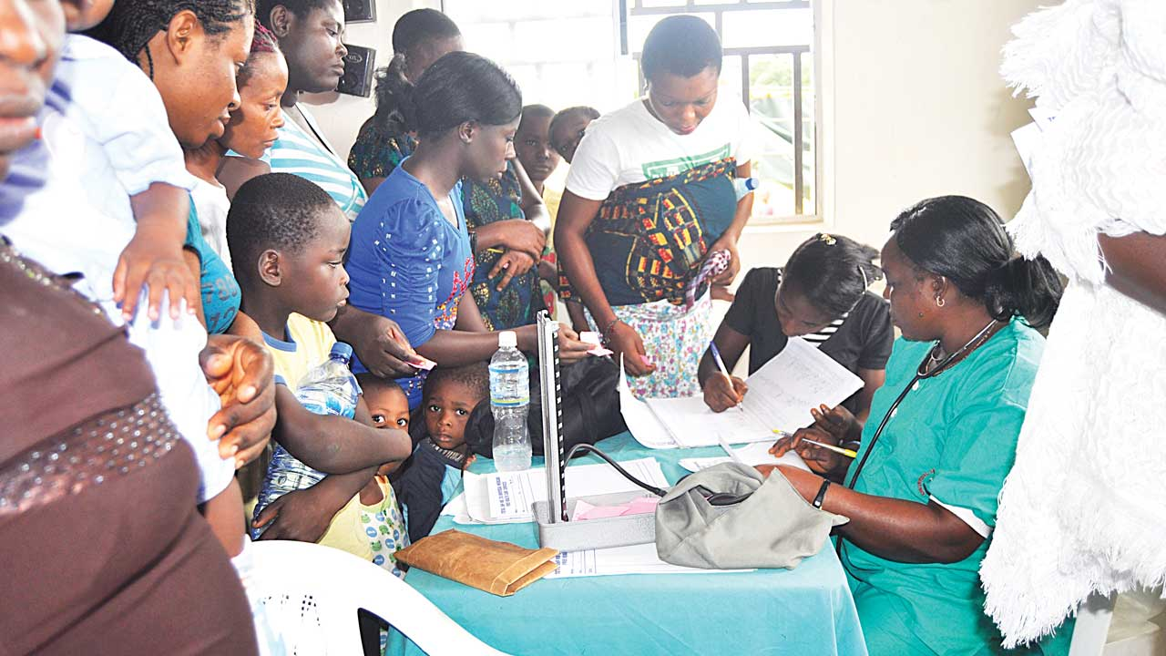 Group wants govt to tackle corruption in healthcare financing