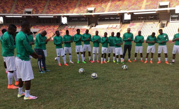 Friendlies: Super Eagles set up camp in Poland