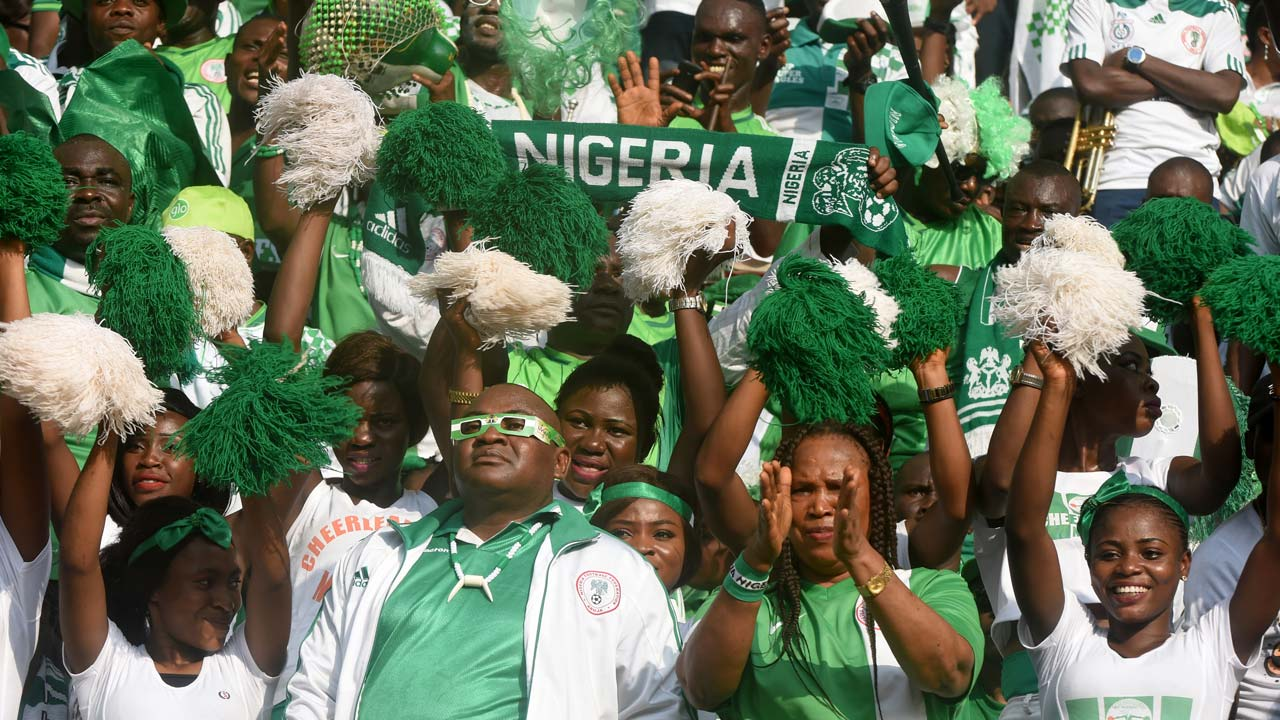 FIFA 2018: Nigerian Supporters club promises to uphold nation's integrity