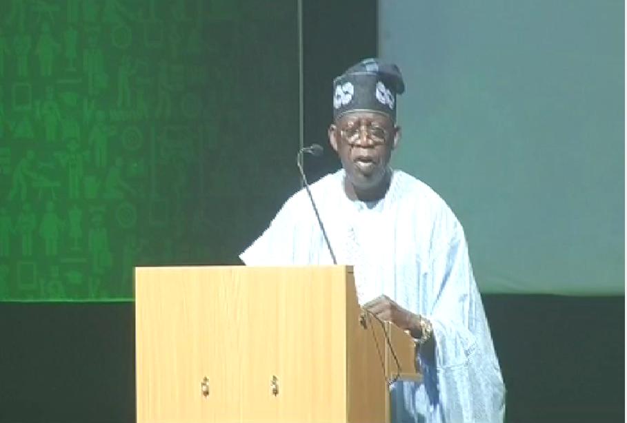 #BolaTinubuColloquium : Shun PDP's apology, Tinubu tells Nigerians