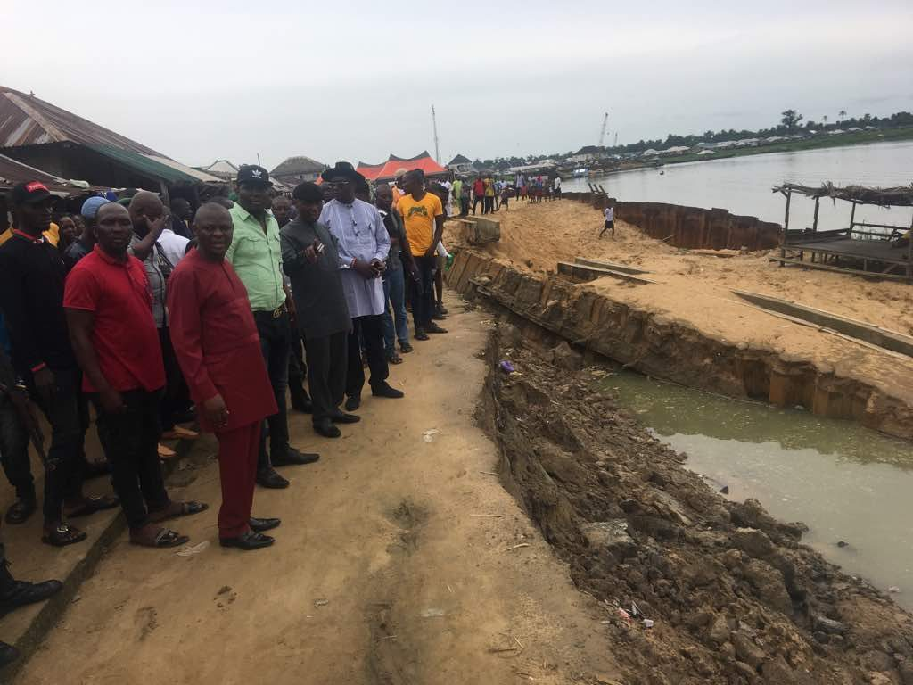 Tuomo landslide : Federal lawmakers seeks NDDC, NEMA intervention