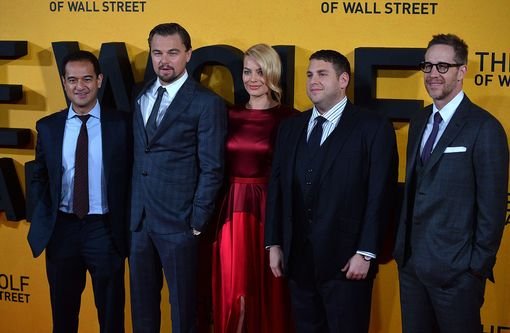 'The Wolf of Wall Street' producers to settle $60M lawsuit