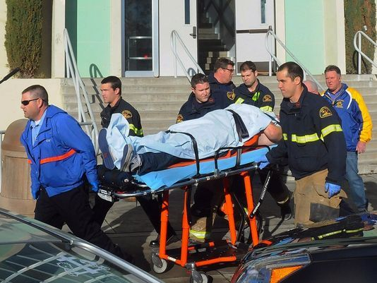 School shootout in U.S : 1 dead, another seriously injured