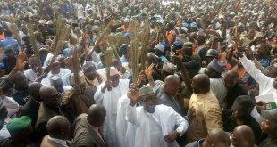 80, 000 PDM members decamp to APC in Adamawa