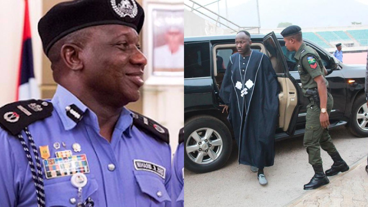 IGP suspends withdrawal of Policemen attached to politicians, VIPs