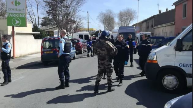 Two Dead In France Supermarket hostage