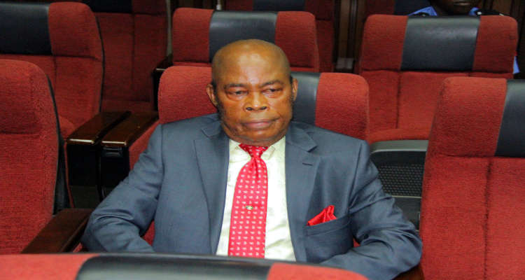 High court frees Justice Ngwuta of all corruption charges