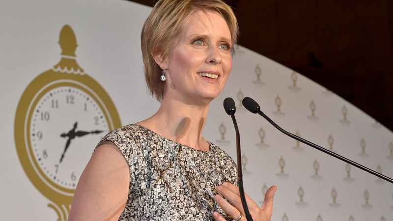 Actress Cynthia Nixon may challenge Cuomo for New York governor: report