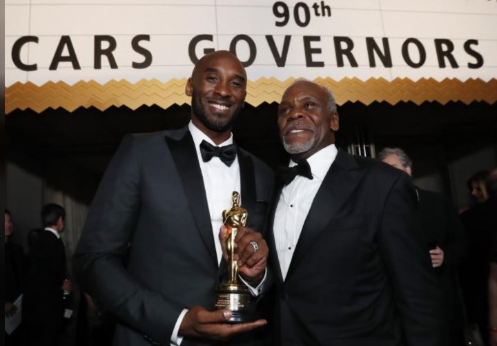 NBA star Kobe Bryant wins Oscar for animated short