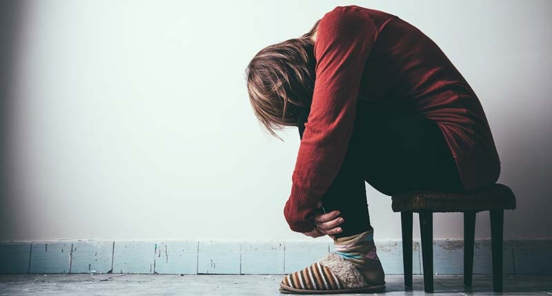 HIV patients with depression face serious risks