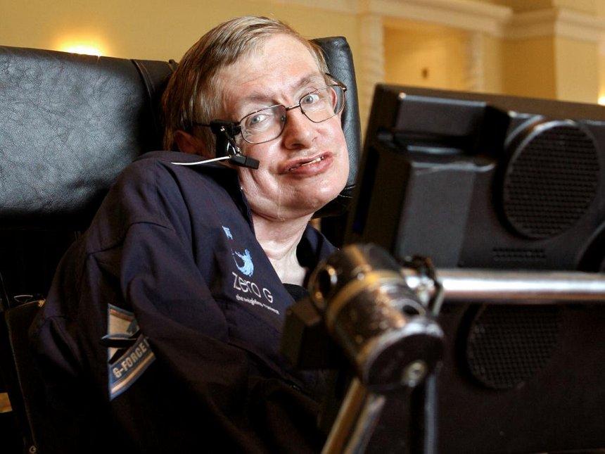 British physicist Stephen Hawking dies at 76