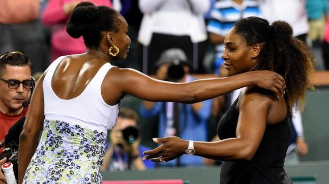 Indian Wells : Venus Williams stops sister Serena in come back