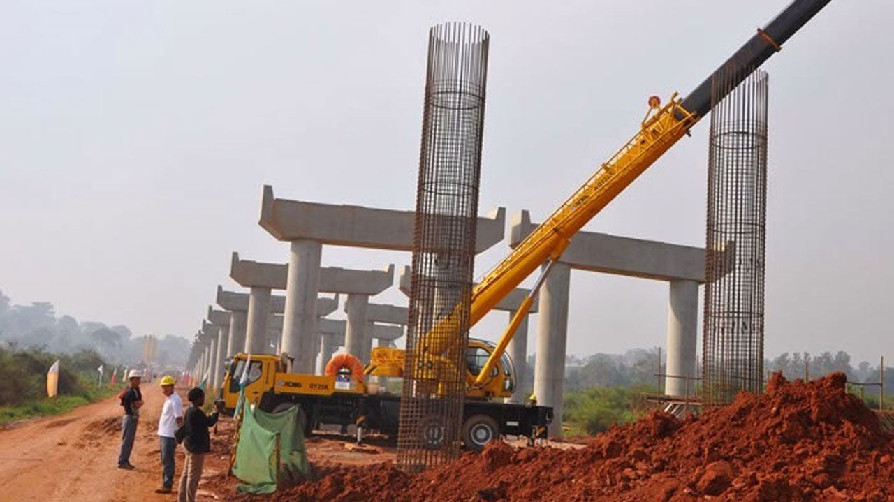 Second Niger Bridge near 40% completion -Works ministry
