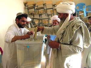 Afghanistan to hold parliamentary election in October
