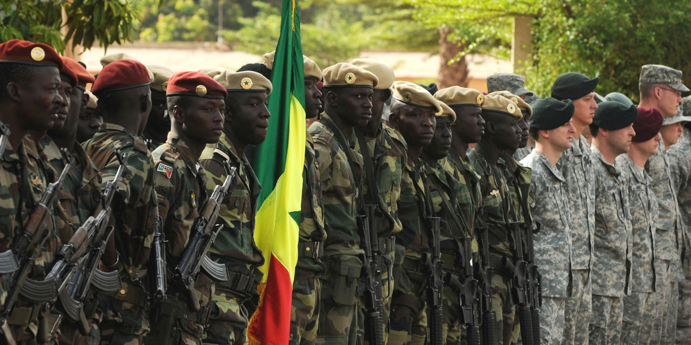 African Armed forces challenged to unite against terrorism