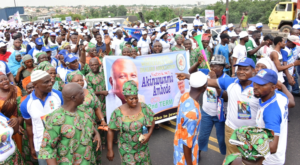 Lagos Youth initiative wants another term for Ambode