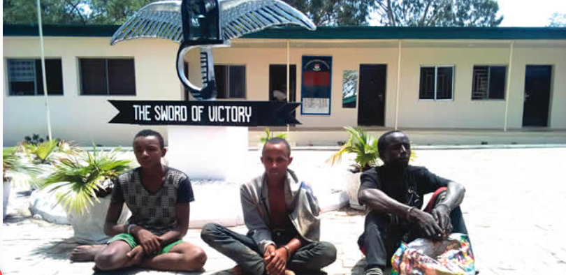 Nigerian army nabs three suspected killer herdsmen