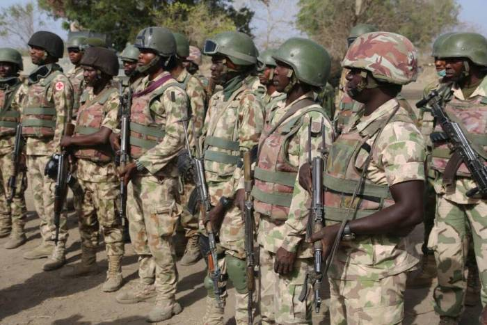 "Nigerian Army launches ""Operation last hold"" in Borno"