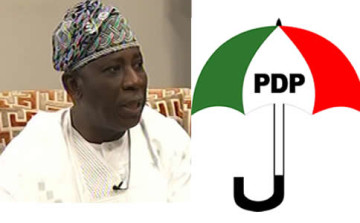 Ogun residents need to be rescued from APC, says PDP chair