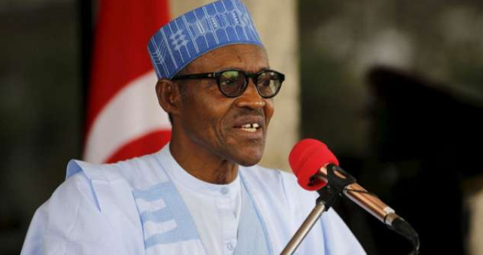 Breaking: Buhari officially declares to run for second term