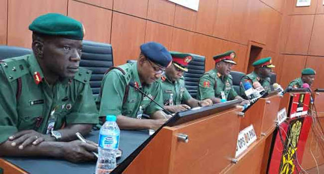 Army sets up four-man Committee to investigate Maiduguri killings