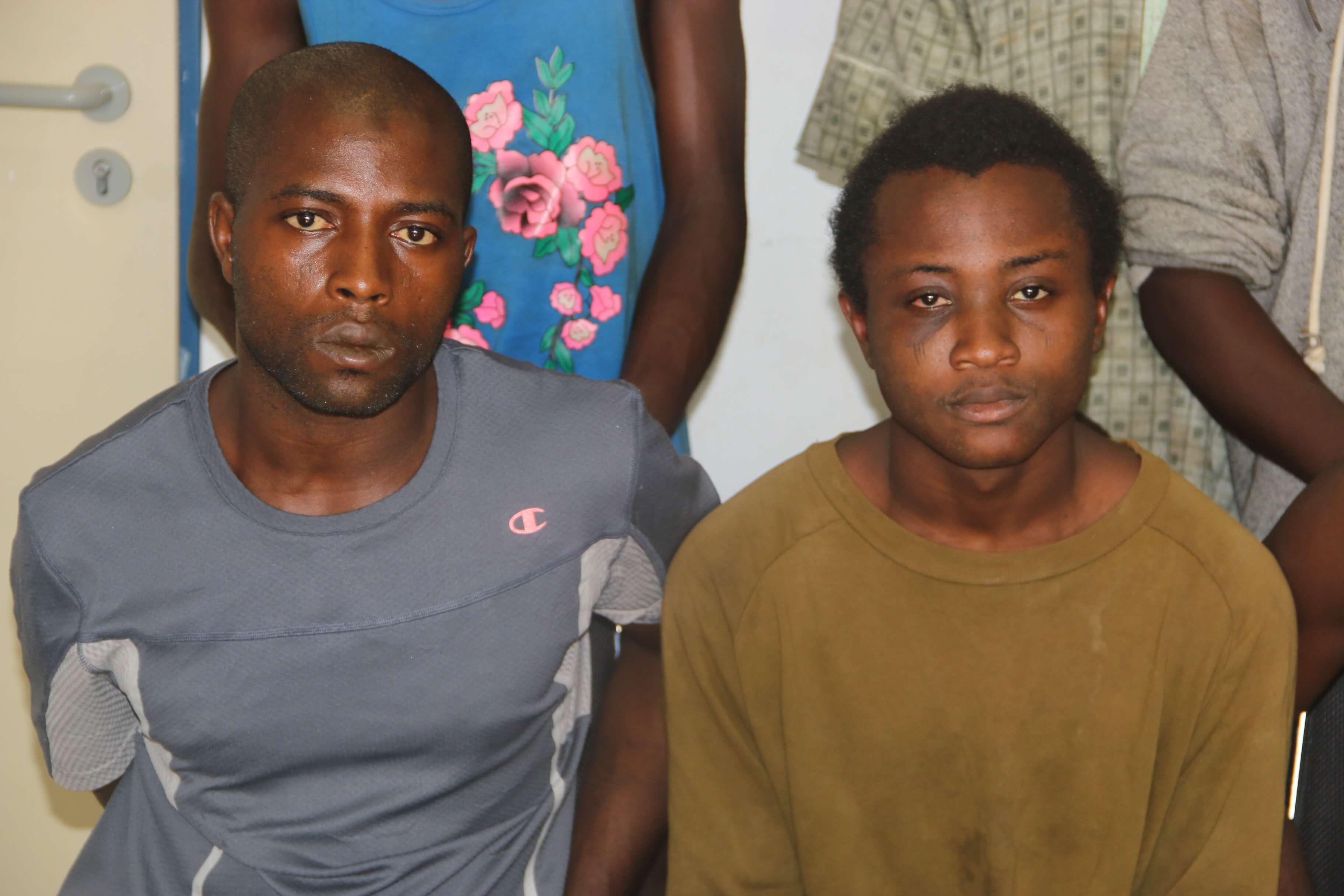 Police rearrest suspects in Melaye's gun running case
