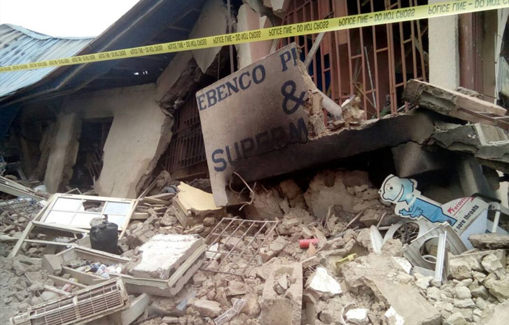 One killed as explosion rocks pharmaceutical stores in Ile-Ife