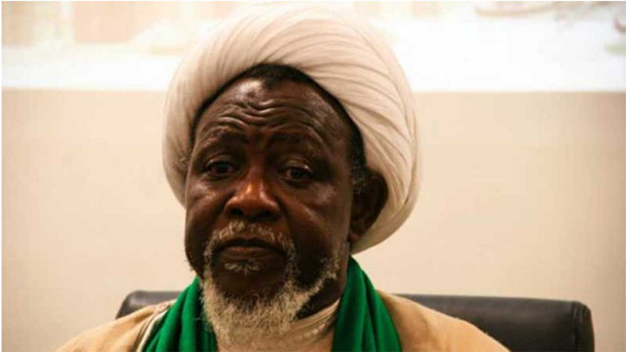 Islamic Movement continues demand for El-Zakzaky's release