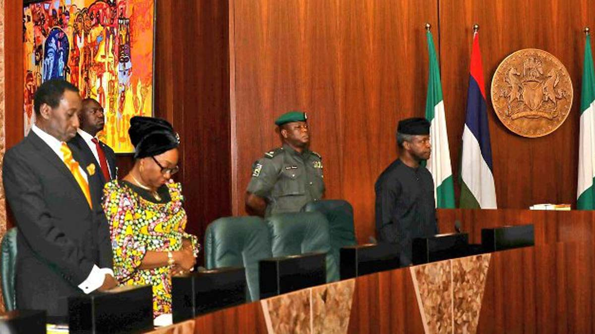 FEC assures of Security in Abuja