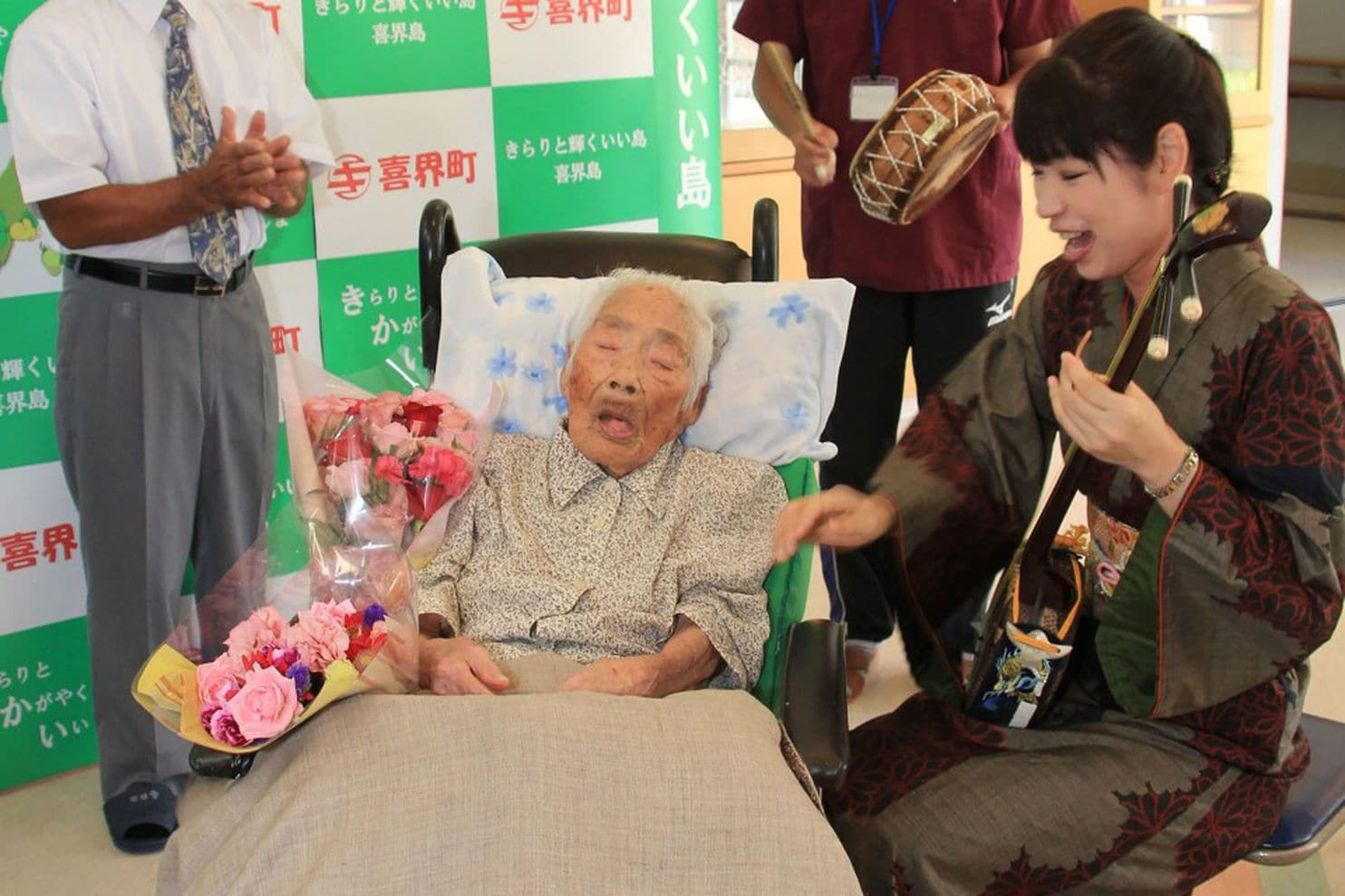 World's oldest person dies, Nabi Tajima at 117