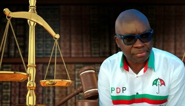 Fayose withdraws murder case against APC Chair, Others