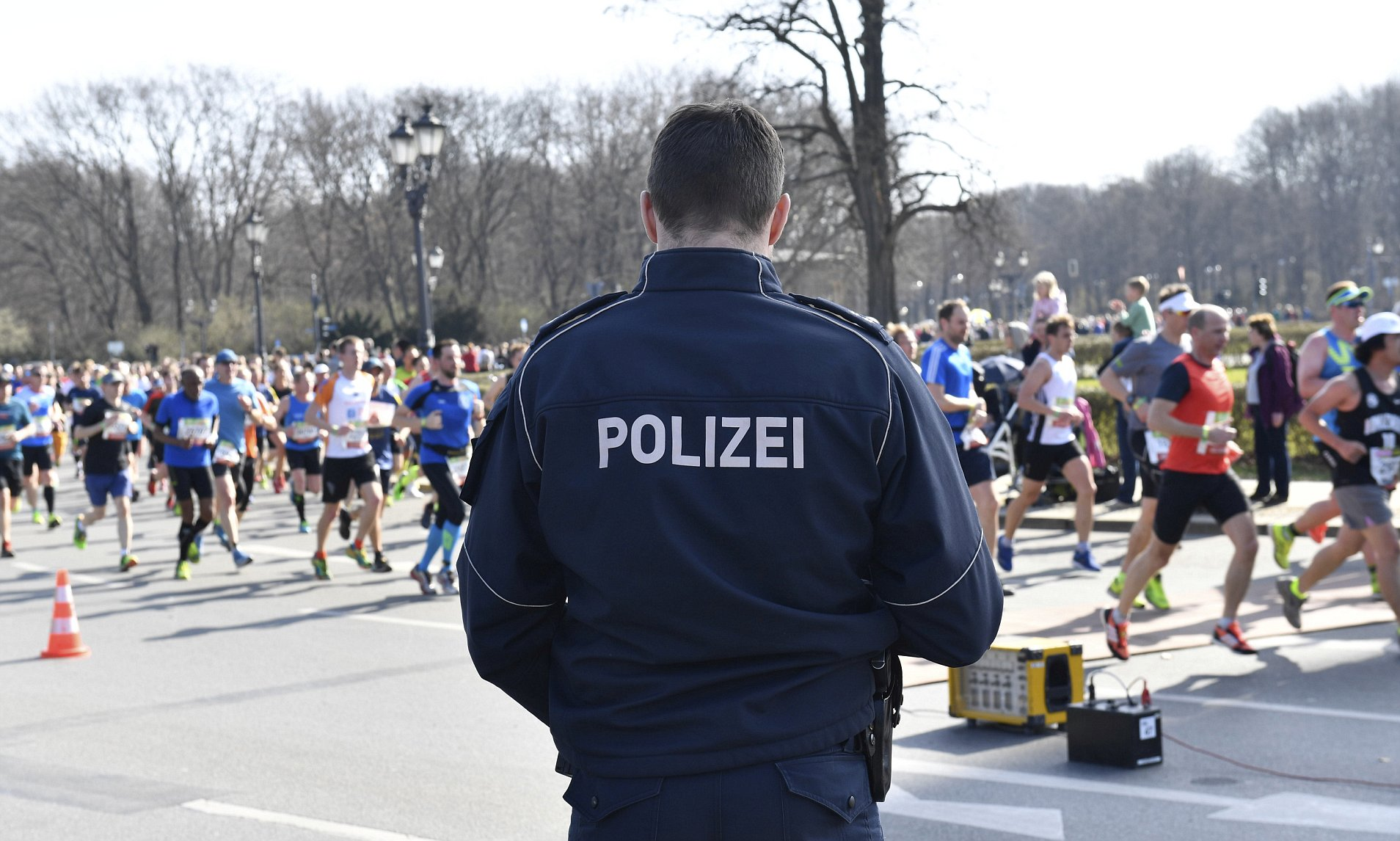 German Police detain for who planned to disrupt half marathon