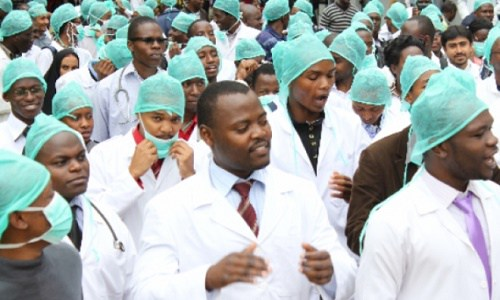 FG appeals to health workers to end strike
