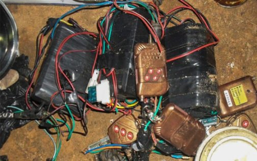 Nigerian Army arrests Boko Haram bomb expert in Gombe